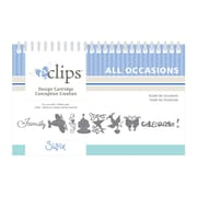Sizzix® eclips Cartridge, All Occasions