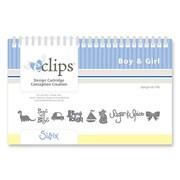Sizzix® eclips Cartridge, Boy & Girl