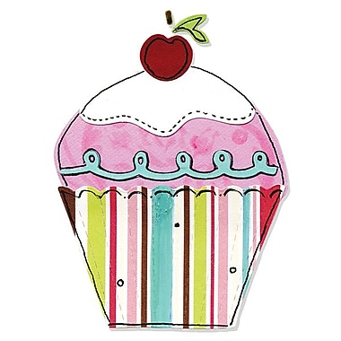 Sizzix® Sizzlits Die Set, Cupcake Set