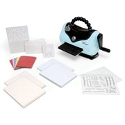 Sizzix® Embossing Machine Beginner's Kit, Texture Boutique
