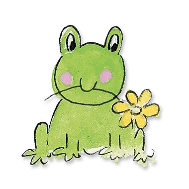 Sizzix® Sizzlits Die, Frog With Flower