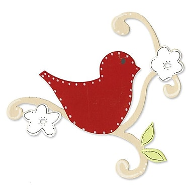 Sizzix® Bigz Die, Bird With Vine