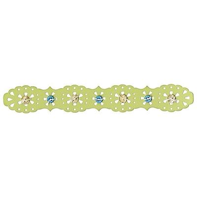 Sizzix® Sizzlits Decorative Strip Die, Lace Edging #2 (657103)
