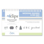 Sizzix® eclips Cartridge, Wedding Shower & Big Day Alphabet