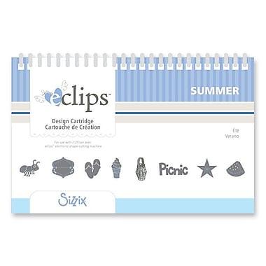 Sizzix® eclips Cartridge, Summer