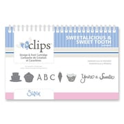 Sizzix® eclips Cartridge, Sweetalicious & Sweet Tooth Alphabet