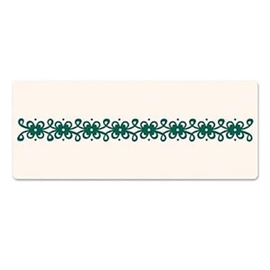Sizzix® Ink-its Letterpress Plate, Vintage Lace