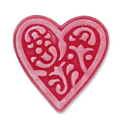 Sizzix® Embosslits Die, Heart, Lace