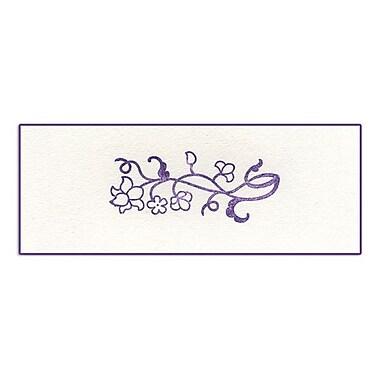 Sizzix® Ink-its Letterpress Plate, Flower Vine
