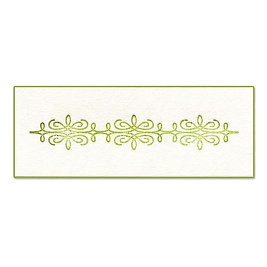 Sizzix® Ink-its Letterpress Plate, Ornate Trellis