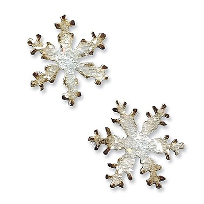 Sizzix® Movers & Shapers Magnetic Die Set, Mini Snowflakes Set