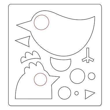 Sizzix® Bigz Die, Birds #3