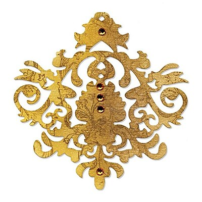 Sizzix® Sizzlits Die, Baroque Ornament