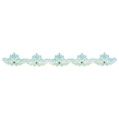 Sizzix® Sizzlits Decorative Strip Die, Regal Edging (657747)