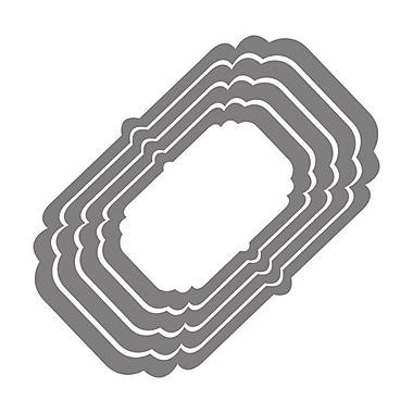 Sizzix® Framelits Die Set, Frames Decorative