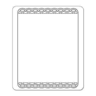 Sizzix® Sizzlits Die Card, Ribbon Insert