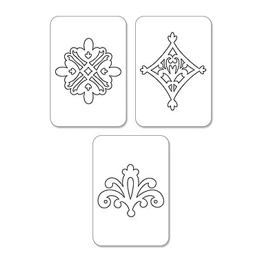 Sizzix® Sizzlits Die Set, Decorative Accent Set