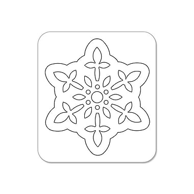 Sizzix® Textured Impressions Embossing Folder With Bonus Sizzlits Die, From Our Home and Yule Set