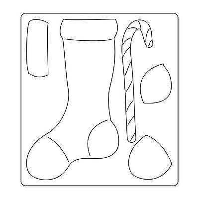 Sizzix® Bigz Die, Stocking Stuffer (658262)