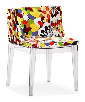 Zuo Pizzaro Sponge Dining Chairs, Multicolor 223056