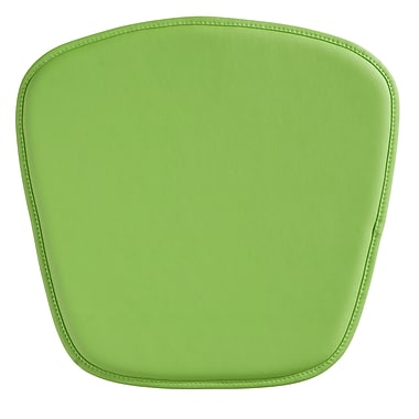 Zuo® Wire/Mesh Cushion, Green