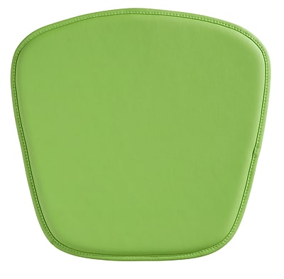 Zuo® Wire/Mesh Cushion, Green