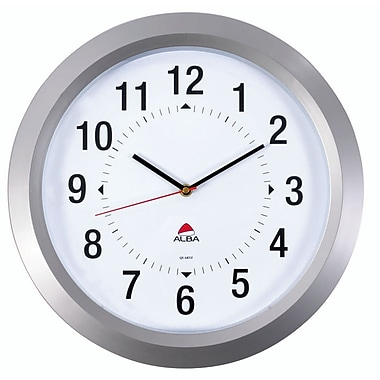 Alba Big Wall Clock, Diameter:15