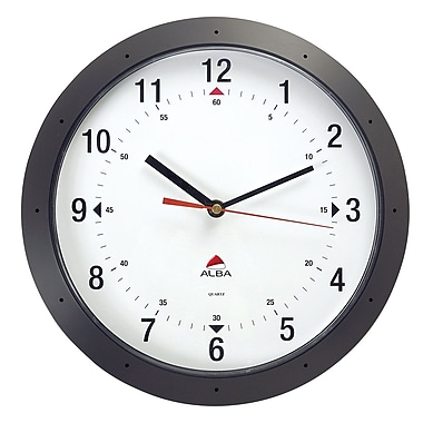 Alba Colorful Wall Clocks, Diameter:11,80
