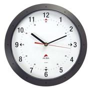 Alba – Horloges murales colorées de 11,80po, 6/paq.
