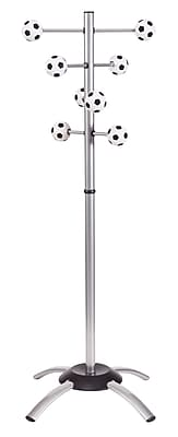 Alba Very interesting Floor Coat Stand for kids with Soccer Ball Shape Pegs