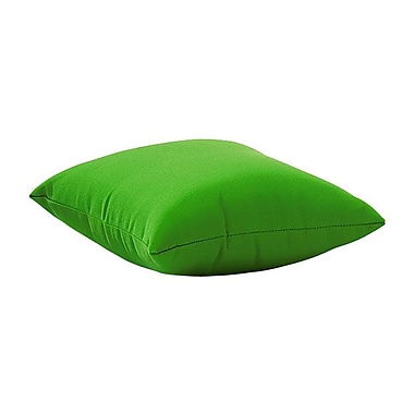 Zuo® Laguna Polyester Outdoor Pillow, Green