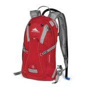 High Sierra Piranha 10L Tech Hydration Pack Red