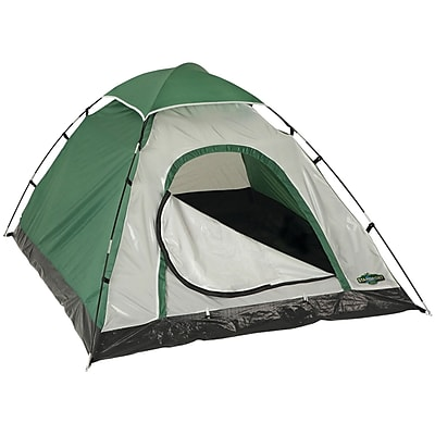 Stansport Adventure Backpackers Dome Tent, Forest/Tan