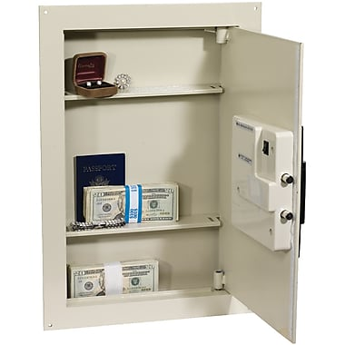 First Alert 0.33-0.85 cu ft Expandable Anti-The' Digital Wall Safe (FAT2070AF)