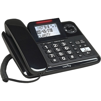 Clarity® 53730 Amplified Phone With Digital Answering System