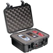 Pelican 1400 Case With Foam, Black