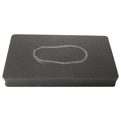 Pelican 1062 Pick N Pluck Foam Insert For 1060 Micro Cases