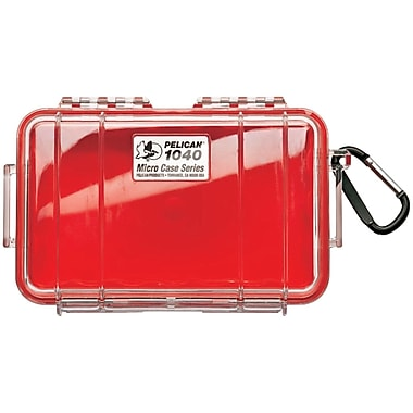 Pelican Micro Case, Red (PLO1040025170)