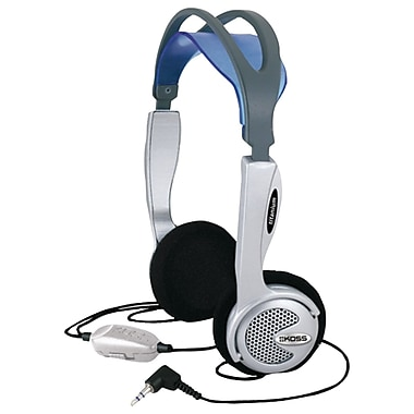 Koss KTXPRO1 Over-Ear Lightweight Headphone, Titanium