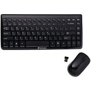 DNPVerbatim® Mini Wireless Slim Keyboard and Mouse