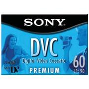 Sony® DVM60PRL/1BP Premium Mini Digital Video Cassette