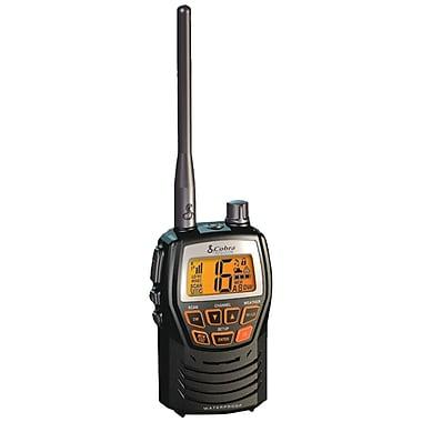 Cobra® MR HH125 Waterproof Handheld VHF Radio