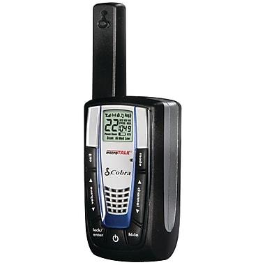 Cobra MicroTalk 30 Mile Two-Way Radio, 2/Pack (CBRCXR825)