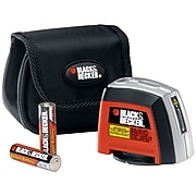 Black & Decker® Laser Level With Wall Mounting Accessories