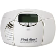 First Alert® Battery-Powered Carbon Monoxide Alarm With Digital Display
