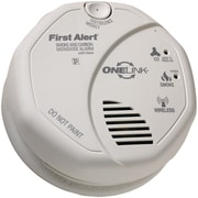 First Alert® ONELINK Battery-Operated Combination Smoke and Carbon Monoxide Alarm