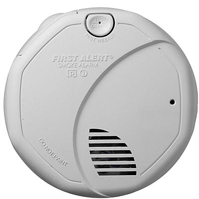 First Alert® Dual Sensor Smoke Alarm, 85 dB