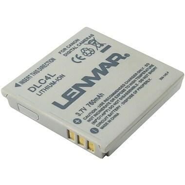 Lenmar® DLC4L 3.7 VDC 780 mAh Lithium-ion Rechargeable Replacement Battery