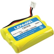 Lenmar® CBD958 Ni-MH 700 mAh Replacement Battery For GE CLT And Motorola Cordless Phones