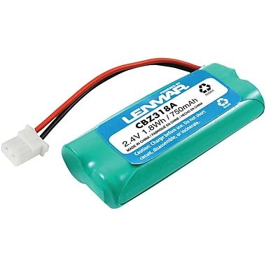 Lenmar® CBZ318A Ni-MH 750 mAh Replacement Battery For AT&T®/Lucent Technologies